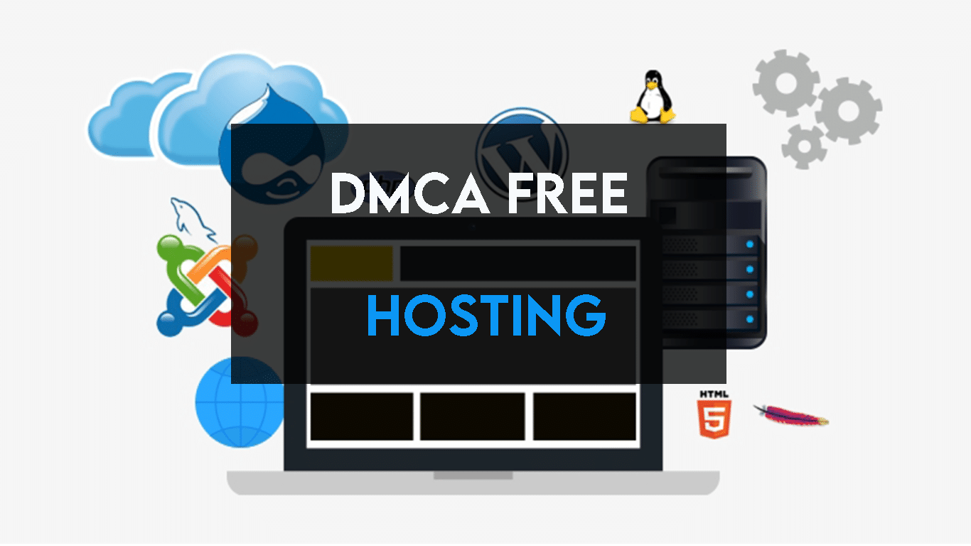 Basics about DMCA free VPS