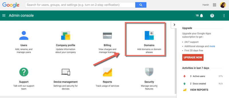 Google-apps-domain-alias-feature