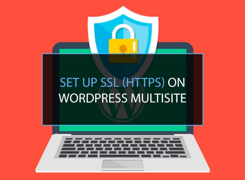 How to install SSL (HTTPS) on WordPress Multisite